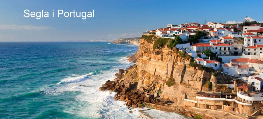 Segla i Portugal