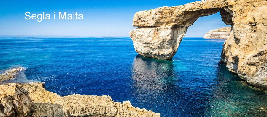 Segla i Malta