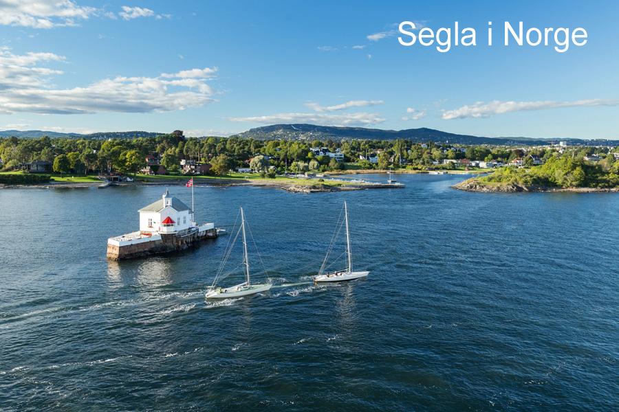 Segla i Norge