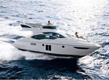 Motorbåt Västindien/Karibien
