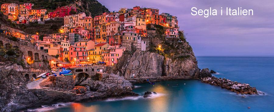 Segla Italien