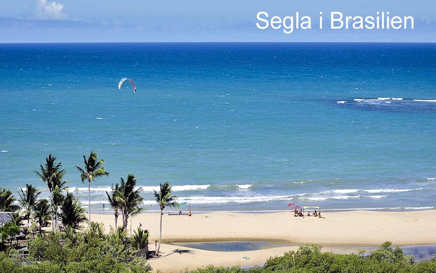 Segla i Brasilien