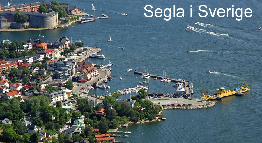 Segla i Sverige