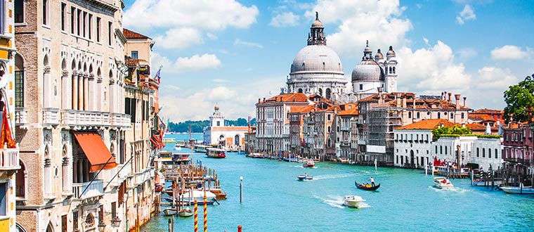 Segla i Italien