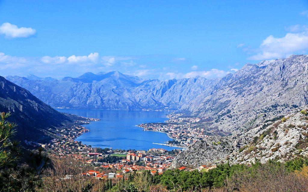 Segla i Montenegro